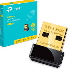 TP-LINK 300Mbps Wireless N Nano USB Adapter