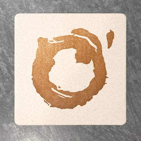 Pre-Stained Coaster (Set of 4)