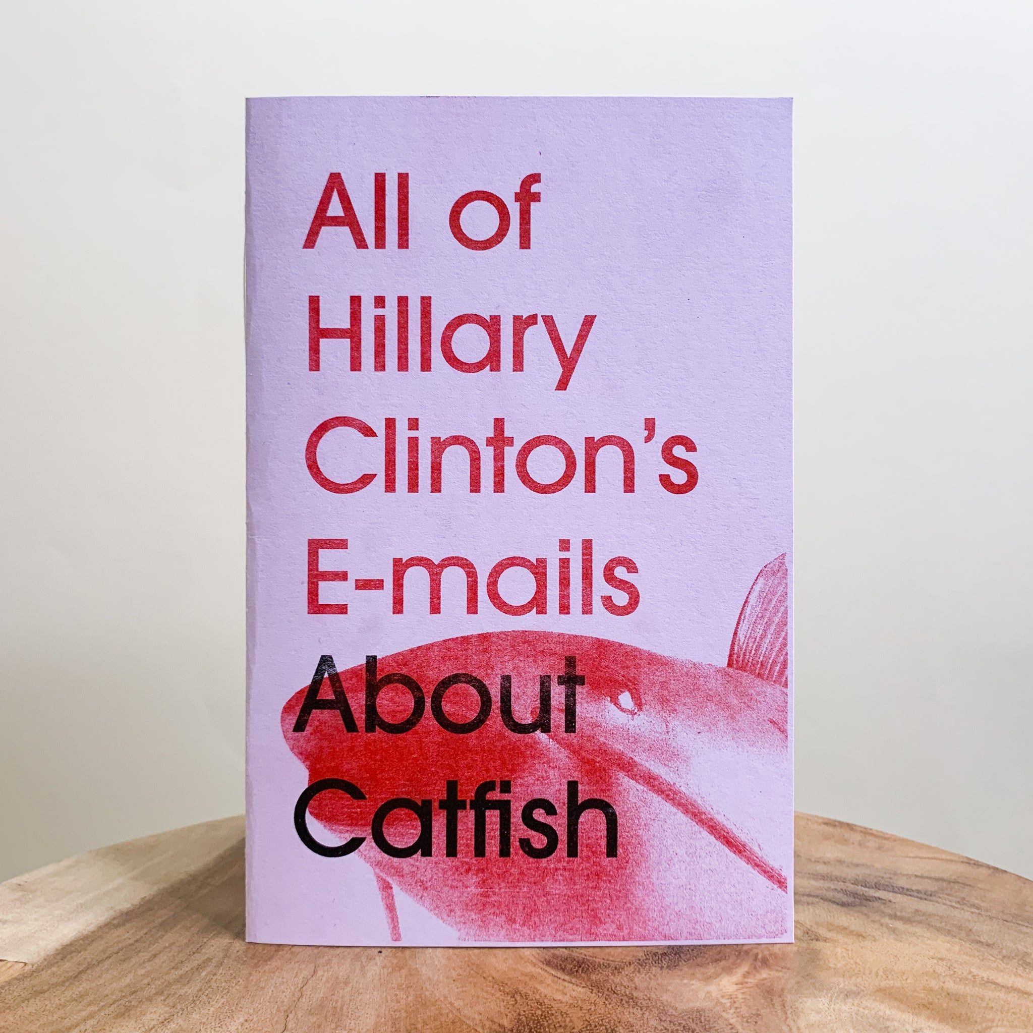 All of Hillary Clinton's Emails About Catfish