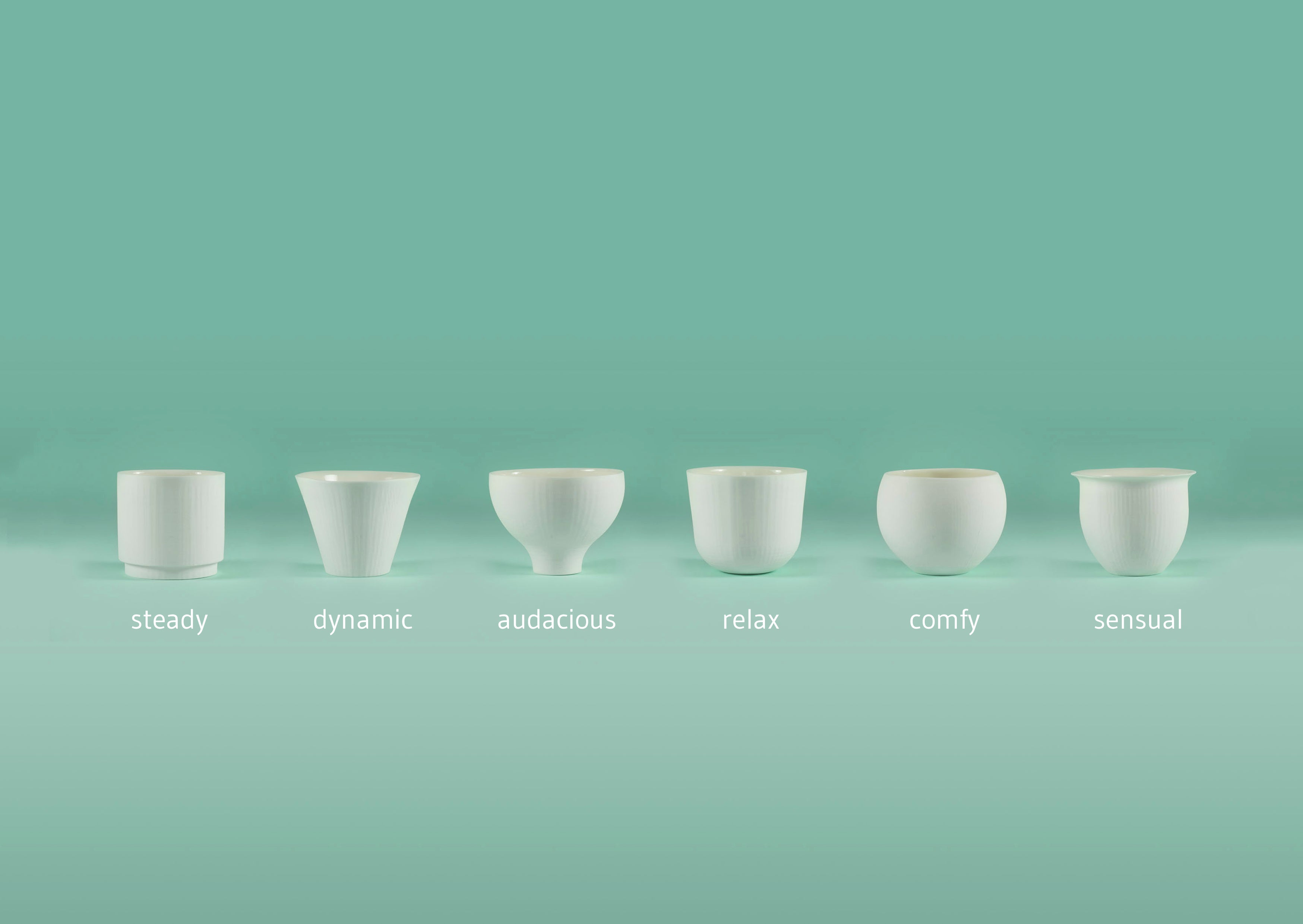 mood cups collection