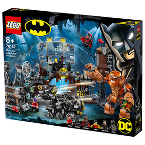 LEGO DC Batman Batcave Clayface Invasion - Model 76122 (8+ Years)LEGO DC Batman Batcave Clayface Invasion - Model 76122 (8+ Years) - Alldica