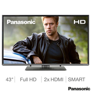 Panasonic 43GS352B 43 Inch Full HD Smart TVPanasonic 43GS352B 43 Inch Full HD Smart TV - Alldica