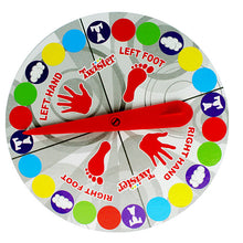 Load image into Gallery viewer, Board Twister Game Educational Toy Professional Party, Novelty Kid's ,Adults Toys Gifts - Alldica