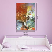 Load image into Gallery viewer, Oil Painting Hand Painted - Abstract Modern Stretched Canvas - Alldica