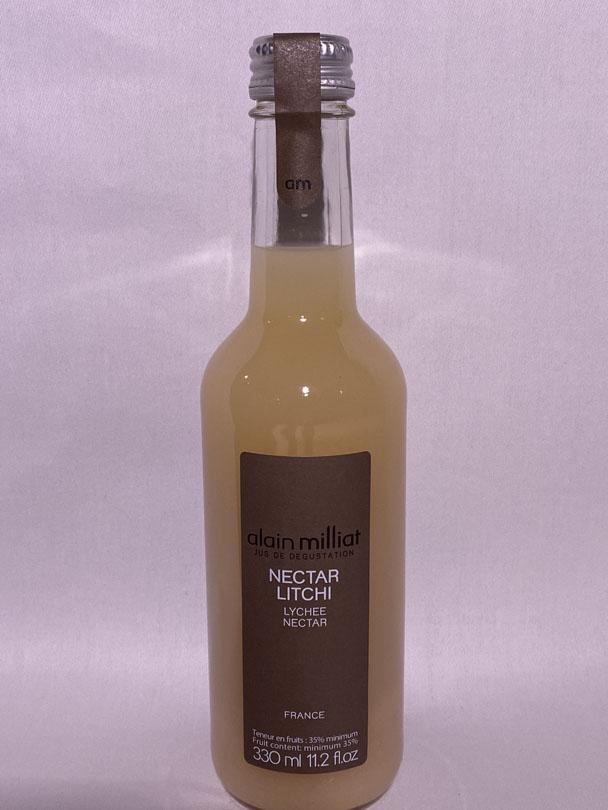 Nectar litchi Alain Milliat (33 Cl) - Clic and Pav