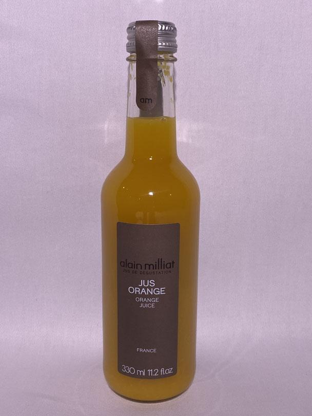 Jus orange Alain Milliat (33 Cl) - Clic and Pav