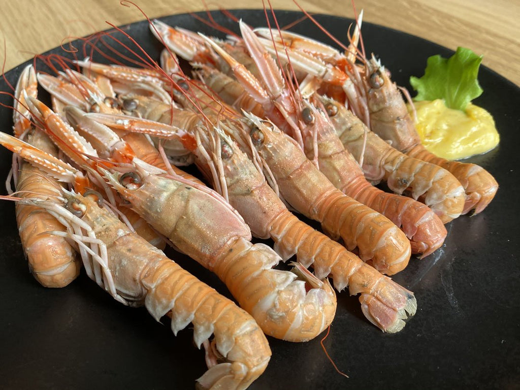 Langoustines mayonnaise (250 grs) - Clic and Pav