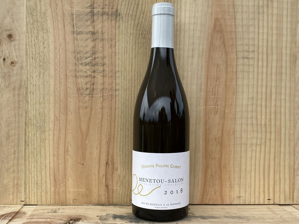 AOC MENETOU-SALON - Domaine P. Gilbert - Clic and Pav