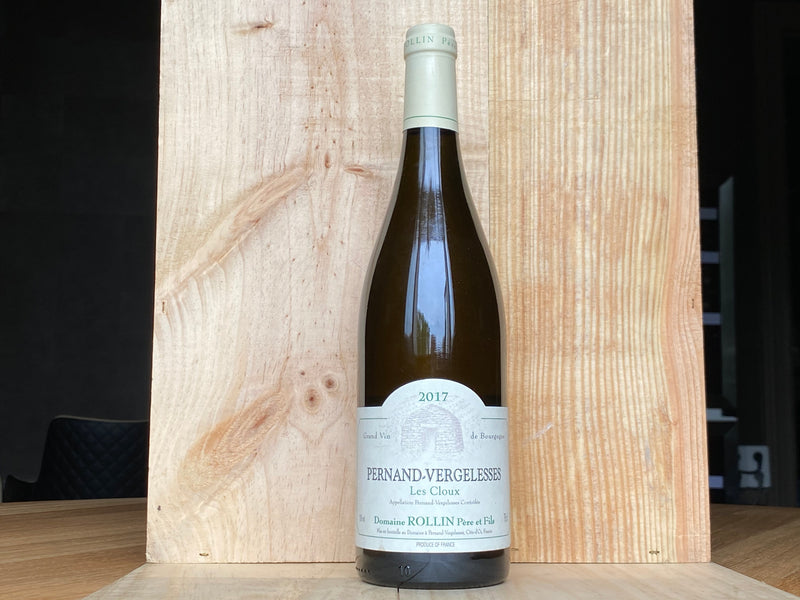 AOC PERNAND-VERGELESSES - Domaine Rollin - Clic and Pav