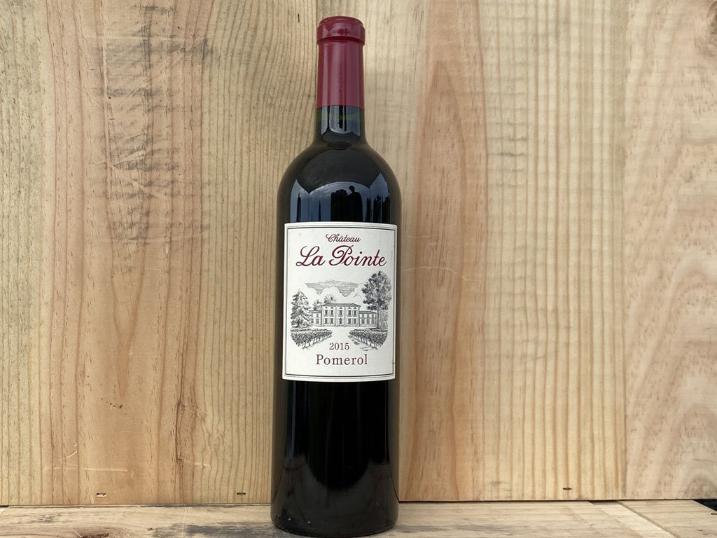 AOC POMEROL - Château la Pointe - Clic and Pav