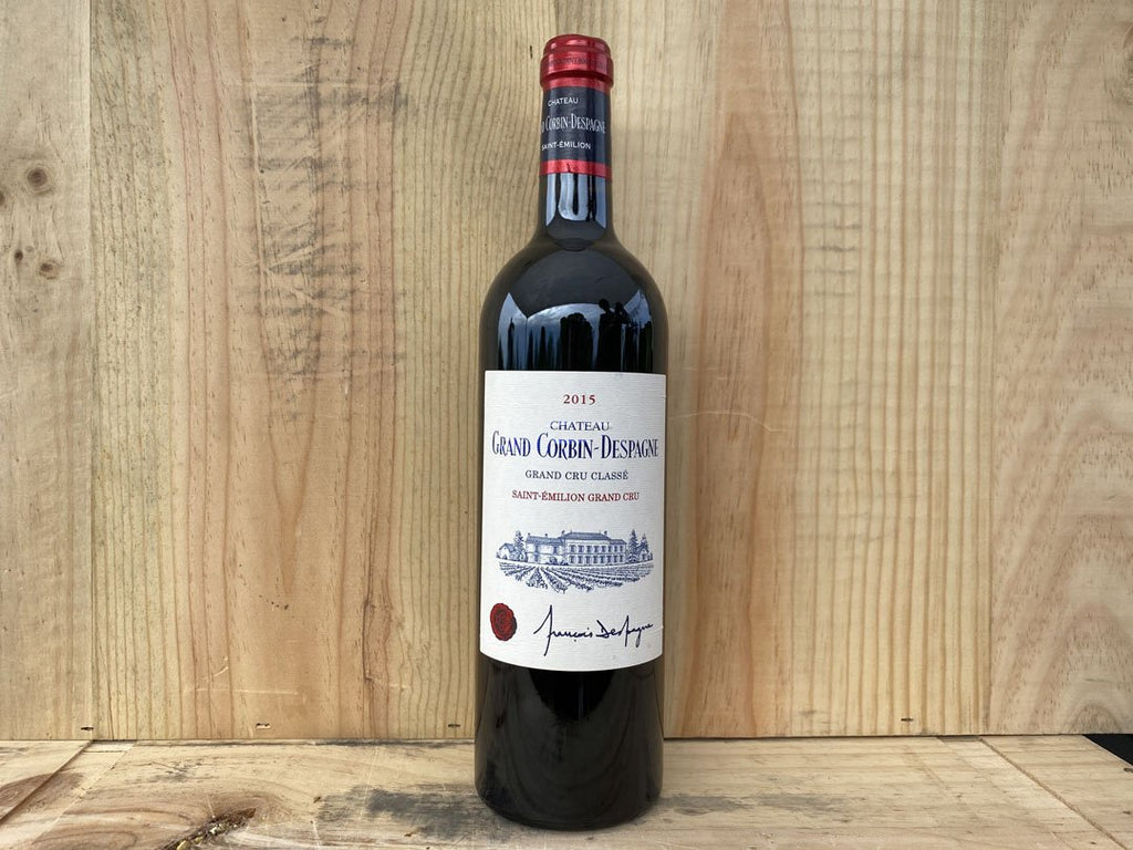 AOC SAINT-EMILION GCC - Château Grand Corbin Despagne - Clic and Pav