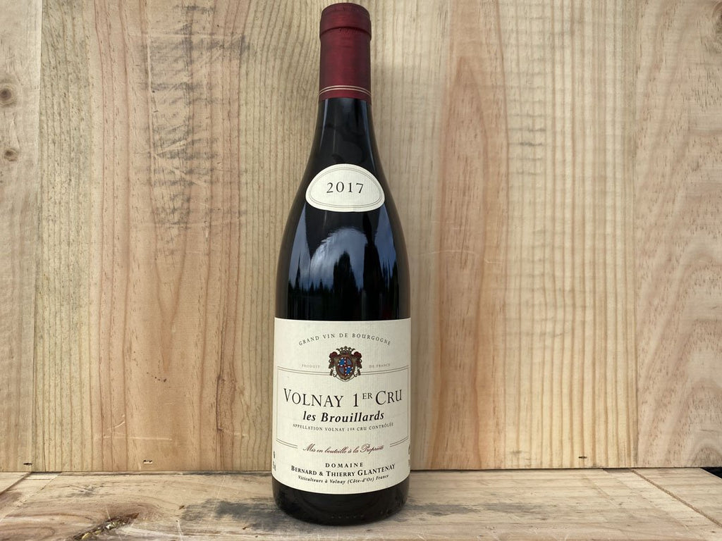 AOC VOLNAY 1er cru - Domaine Th. Glantenay - Clic and Pav