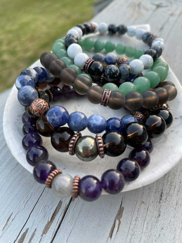 Crystal Bracelets for Personality