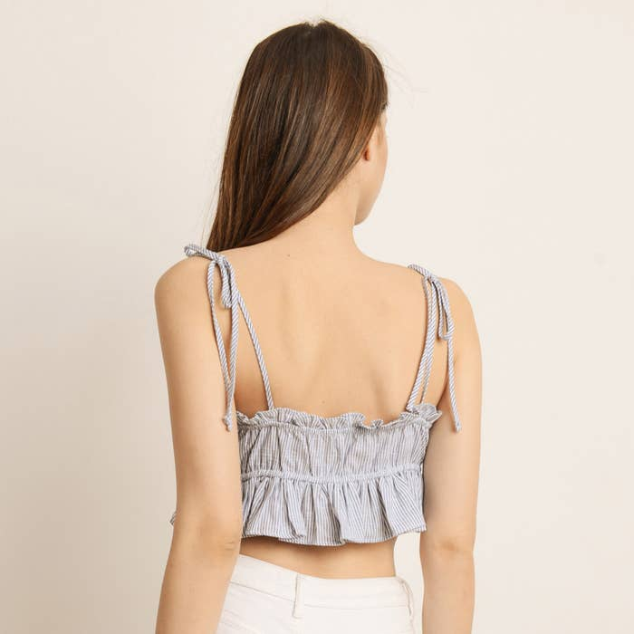 The Sierra Crop Top