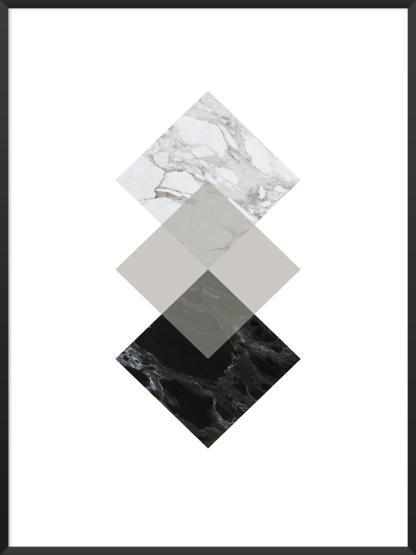 Project Nordのポスター MARBLE TILES