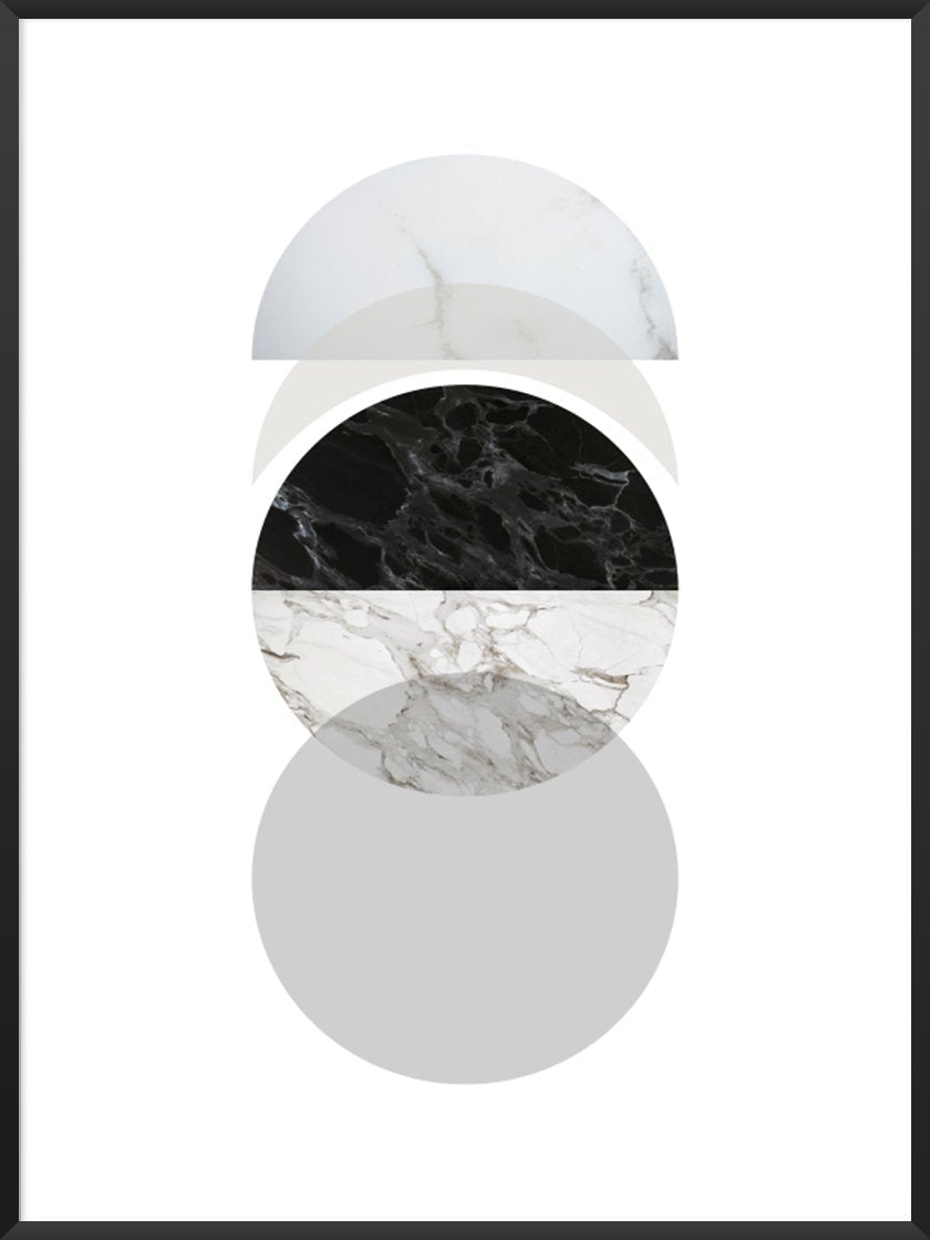 Project Nordのポスター MARBLE PHASES OF MOON