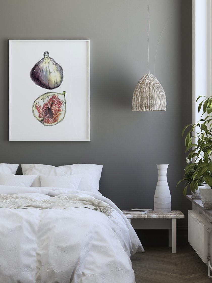 figs-hand-painted-vintage-botanical-poster-in-interior-bedroom