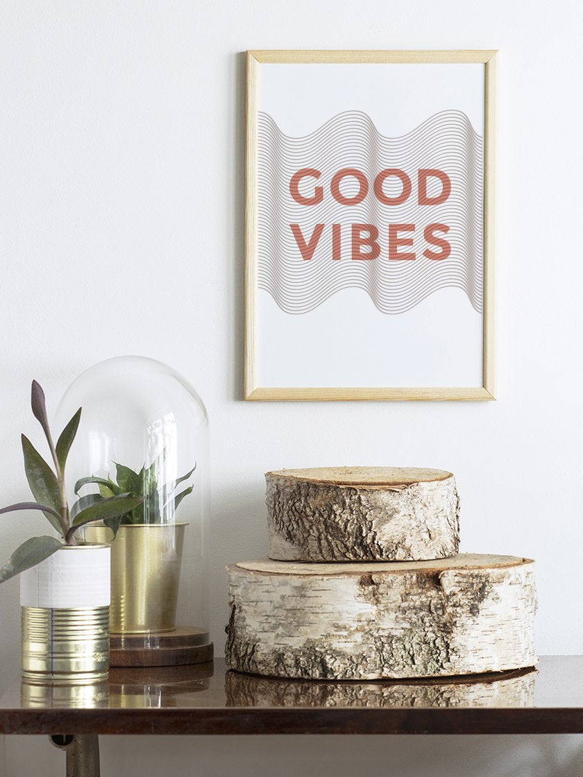 good-vibes-poster-in-interior