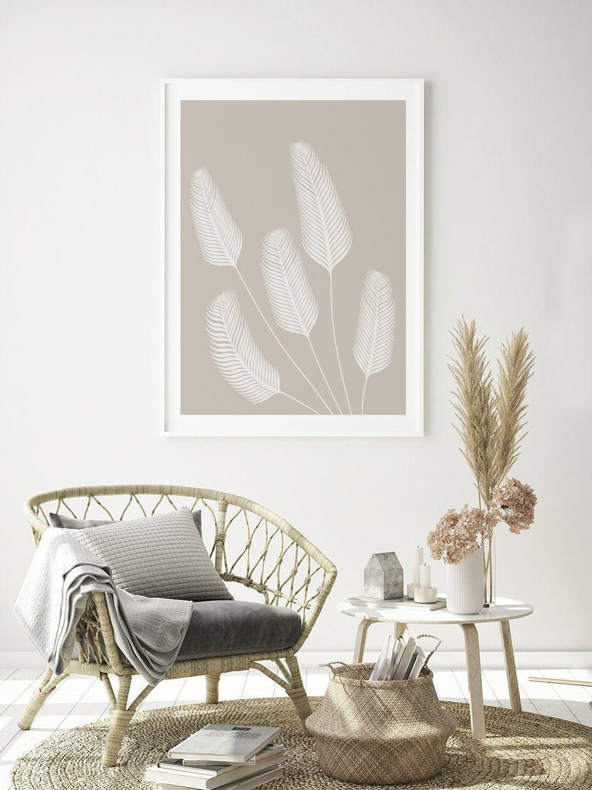 project-nord-pampas-grass-poster-in-interior-living-room