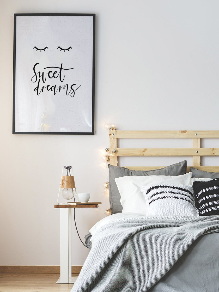 project-nord-sweet-dreams-poster-in-interior-bedroom