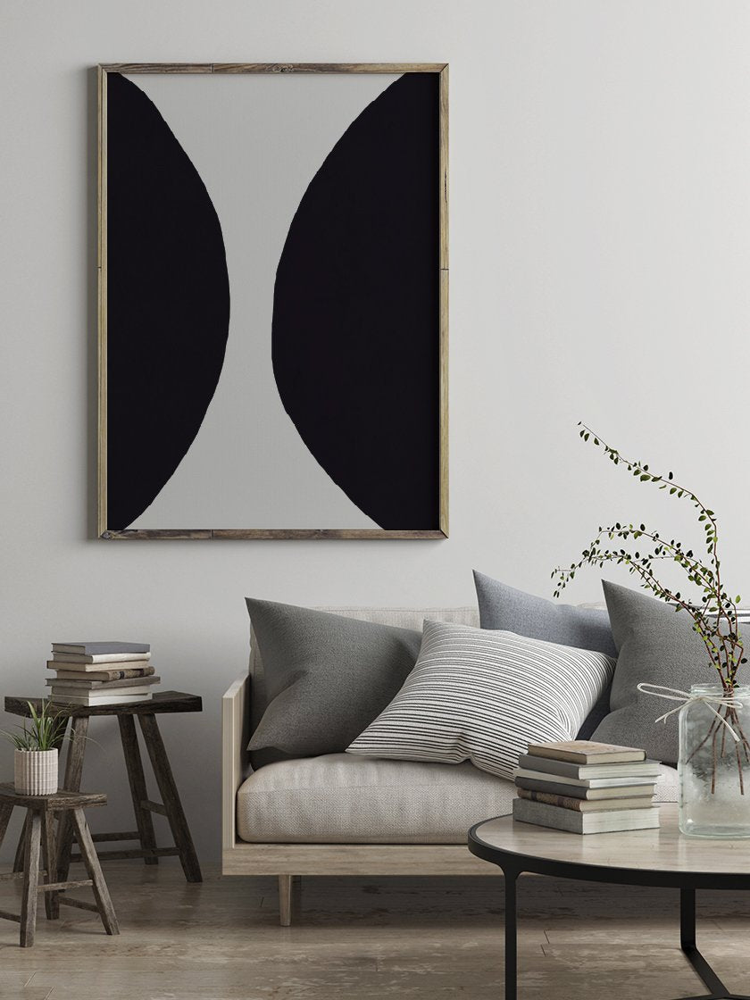 project-nord-together-half-circle-poster-in-interior-living-room