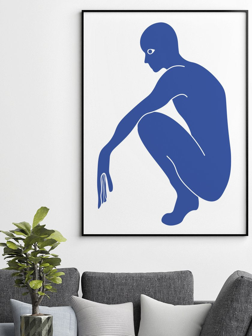project-nord-malasana-yoga-poster-in-interior-living-room