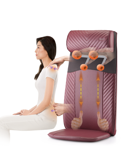 Full Back Massager With Heat