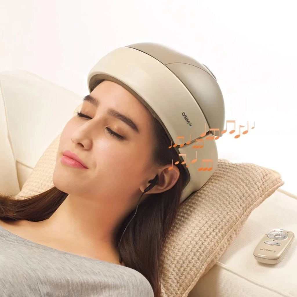 Head Massager uCrown 3 - Osim