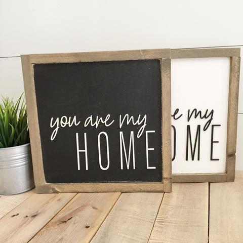 11x11  3D You are my Home