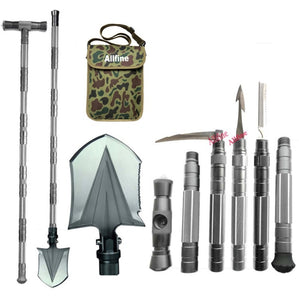 Tactical Walking Stick for Survival and Camping