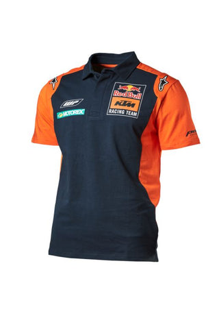 KTM Redbull Racing Team Mens Polo Shirt - KTM Experience