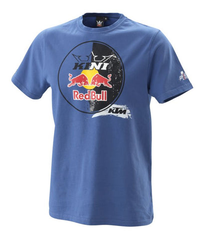 KTM Kini Redbull Circle Mens Slim Fit T-Shirt - KTM Experience