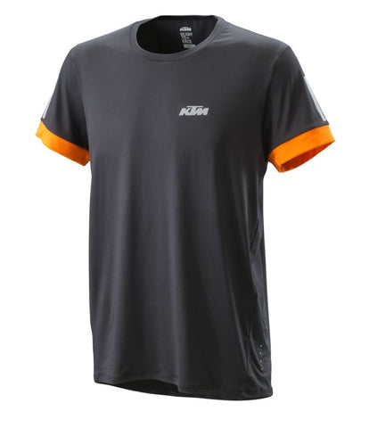 KTM Emphasis Mens T-Shirt - Black - KTM Experience