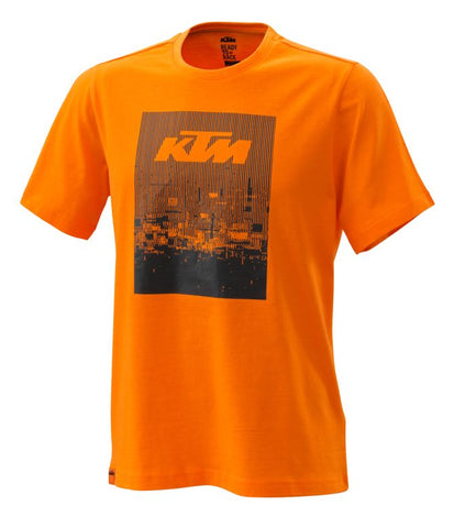 KTM Radical Mens T-Shirt - Orange - KTM Experience