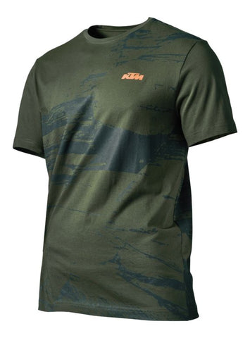 KTM Unbound Mens T-Shirt - Green