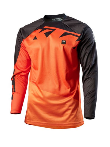 KTM Pounce Polyester Offroad MX Shirt - Orange - KTM Experience
