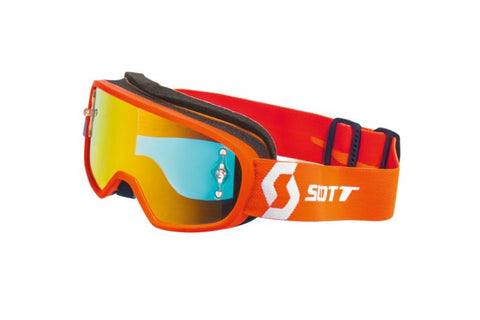 KTM Scott Kids Buzz Pro Offroad MX Goggles