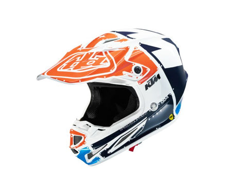 KTM Speed Equipment SE4 Troy Lee Offroad MX Helmet - KTM Experience
