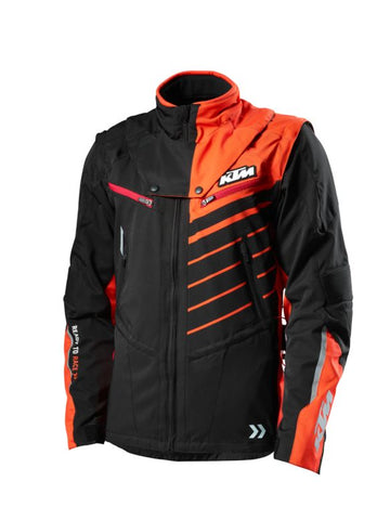 KTM Racetech Offroad Jacket with Neckbrace Collar - KTM Experience