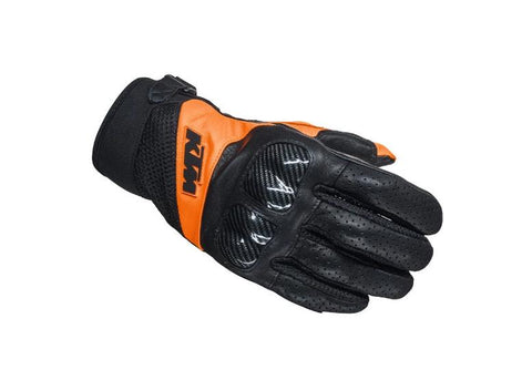 KTM Radical X Road Gloves - Black