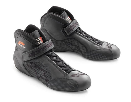 KTM Alpinestars Tech 1T X-Bow GP Leather Racing Shoes - KTM Experience