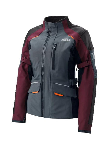 KTM Womens Adventure S Road Touring Jacket - KTM Experience