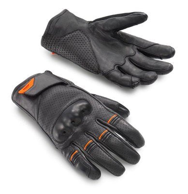 KTM GT Sport Leather Road Gloves - KTM Experience