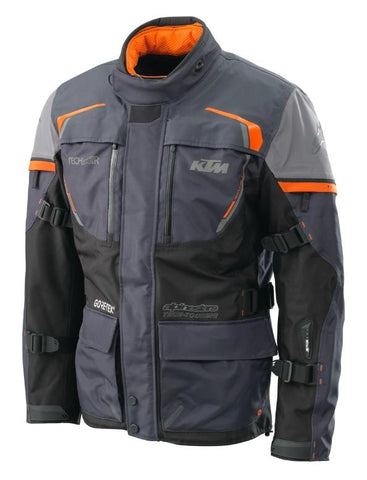 KTM Alpinestars Managua GTX Techair Road Touring Jacket - KTM Experience