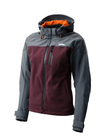 KTM Womens Two 4 Ride Nylon Road Jacket - KTM Experience