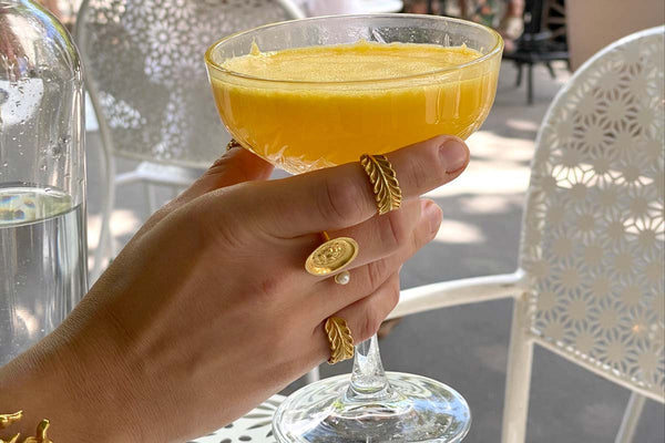 Golden rings and Mimosas