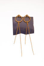 Load image into Gallery viewer, Simple Grip Dancing Earrings - Ella zubrowska Jewellery