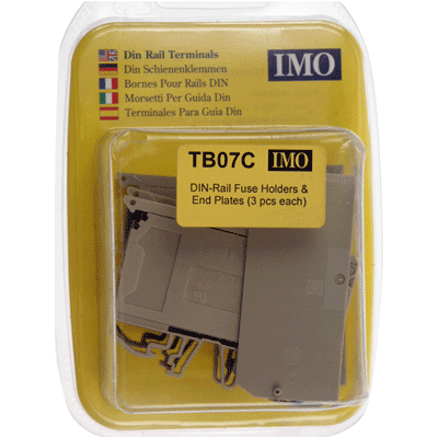 IMO  TB07C FUSE HOLDERS & END PLTS