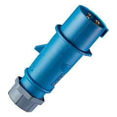 Mennekes 260 - Blue 230V 32A 3 Pole AM-TOP IP44 Plug