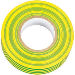 Schneider 20M Green & Yellow PVC Insulated Tape